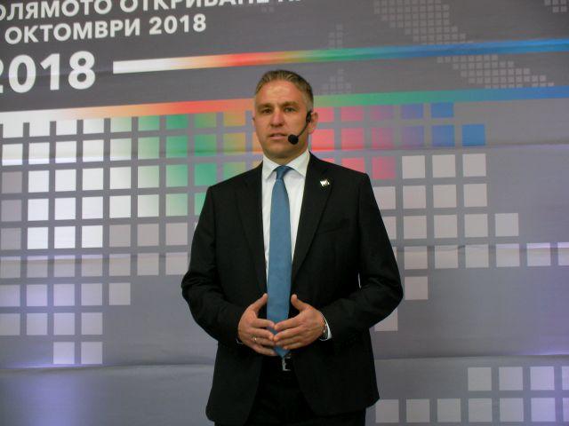 Христо Ваков, управител на Виртген България