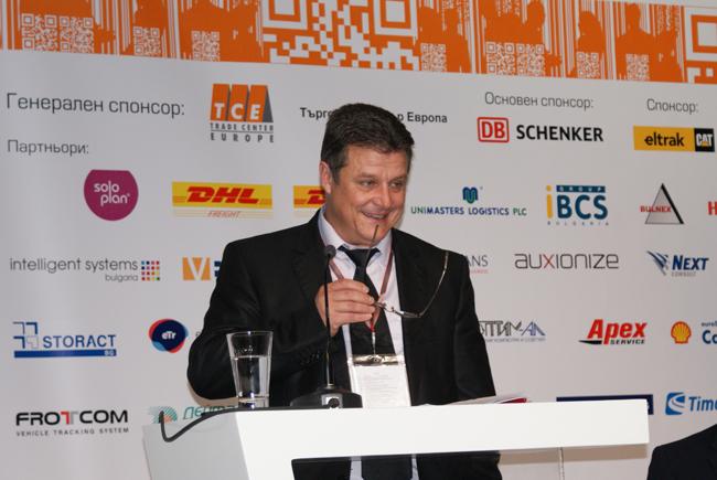 Калоян Стефанов, управляващ директор на DHL Freiht в България говори за модела LLP като основна движеща сила за оптимизация и иновации